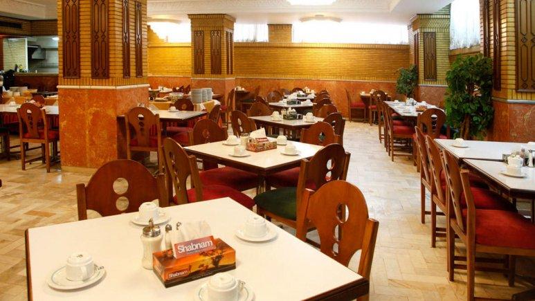 هتل البرز تهران رستوران 2