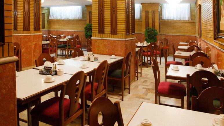 هتل البرز تهران رستوران 3