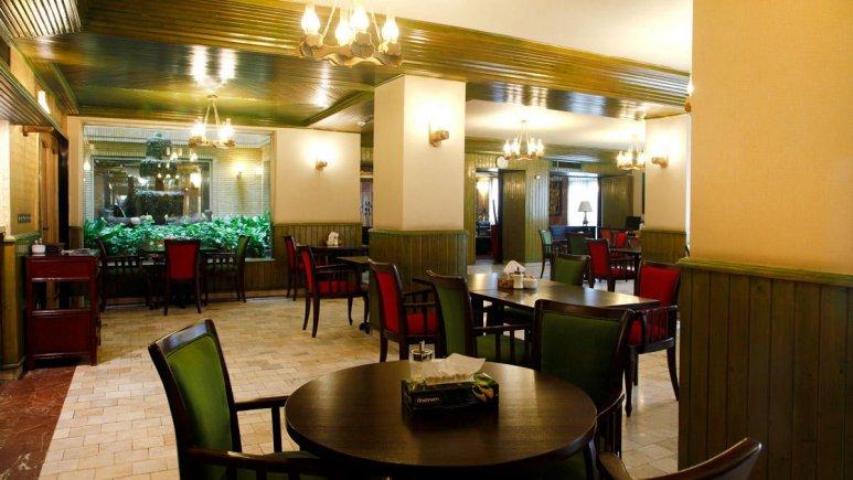 هتل البرز تهران کافی شاپ 2