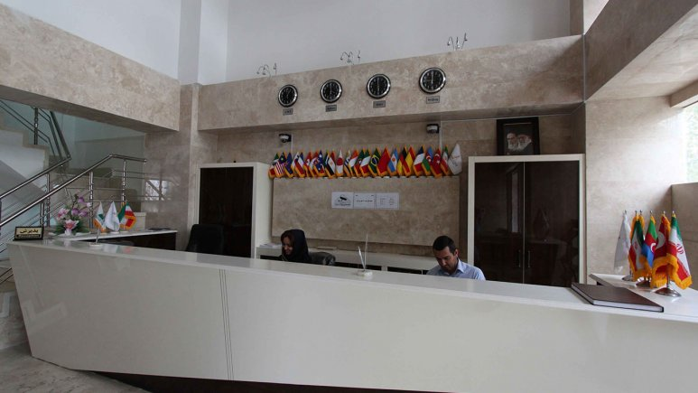پذیرش هتل آلتین ارس