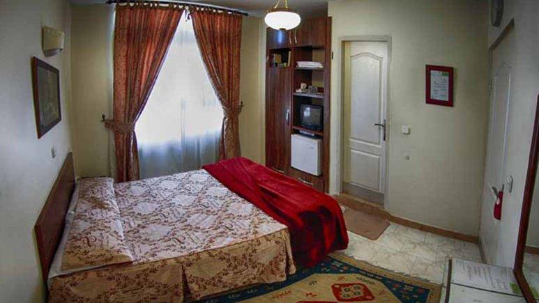 اتاق دو تخته دبل  هتل گلستان