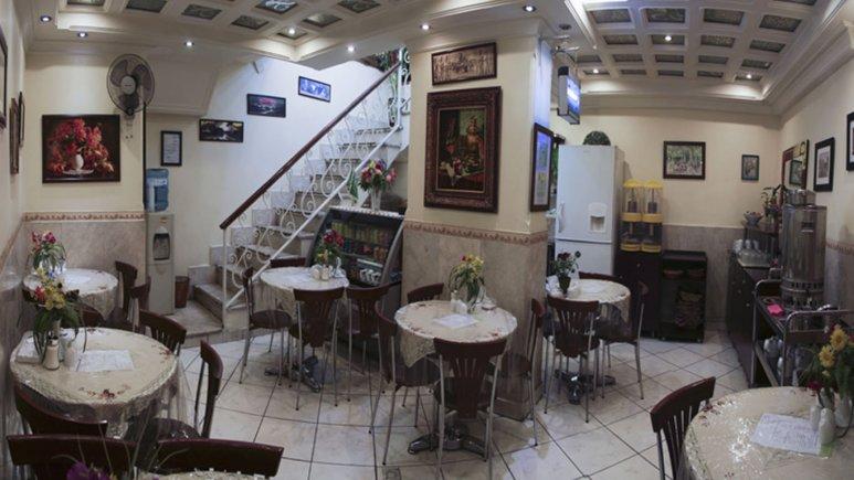 رستوران   هتل گلستان