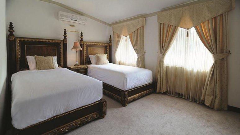 سوییت  هتل مروارید خزر