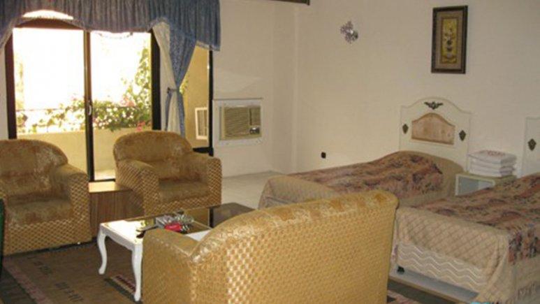 اتاق دو تخته تویین هتل پارسیان