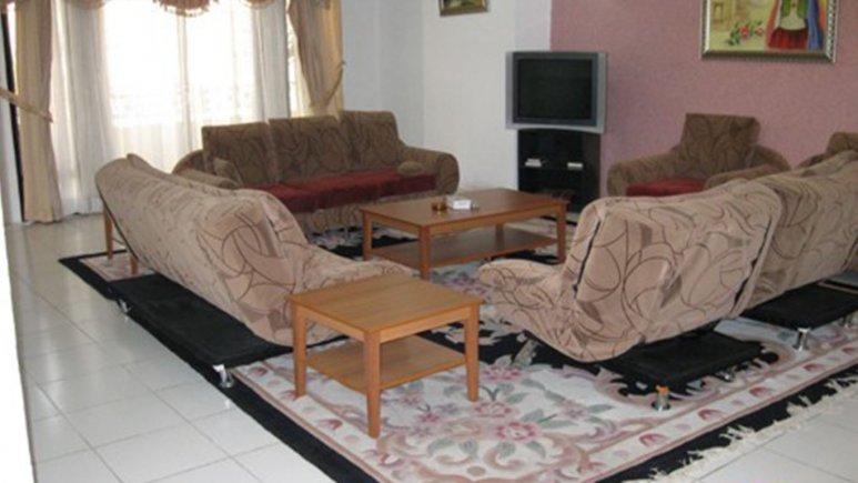 اتاق هتل پارسیان