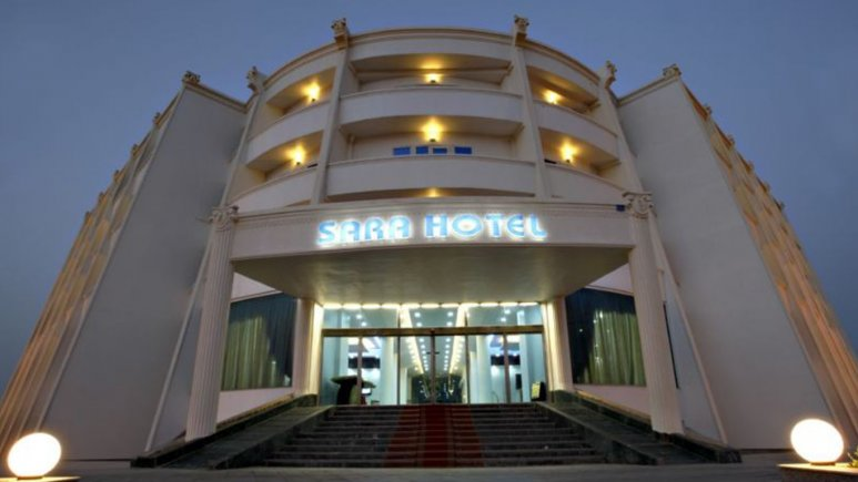 رزرو هتل ارزان قیمت در کیش | هتل سارا