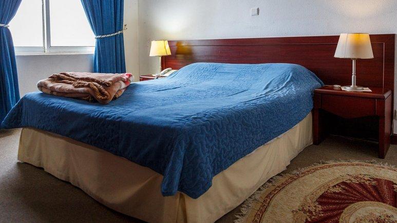 هتل سان رایز کیش اتاق دو تخته دابل 1