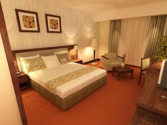 اتاق دو تخته دبل هتل آزادگان کرمانشاه