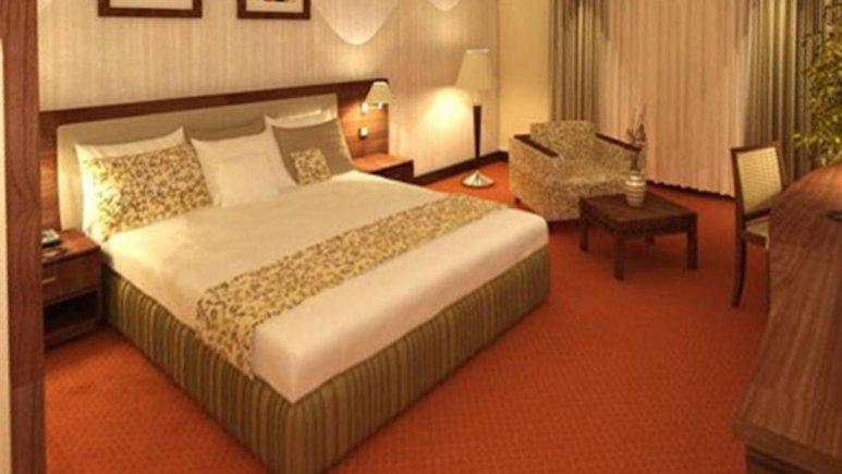 هتل آزادگان کرمانشاه اتاق دو تخته دابل