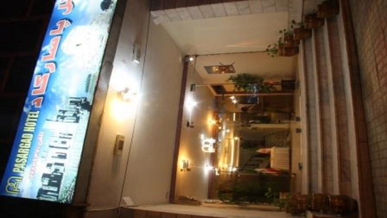 نمای بیرونی هتل آپارتمان پاسارگاد بوشهر
