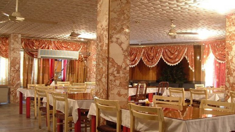 هتل ایران اهواز رستوران