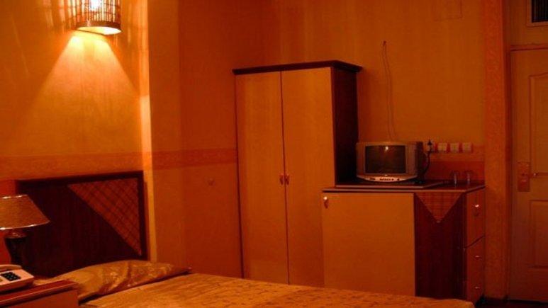 هتل ایران اهواز فضای داخلی اتاق ها