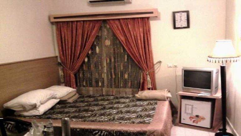 اتاق دبل هتل آفتاب شرق
