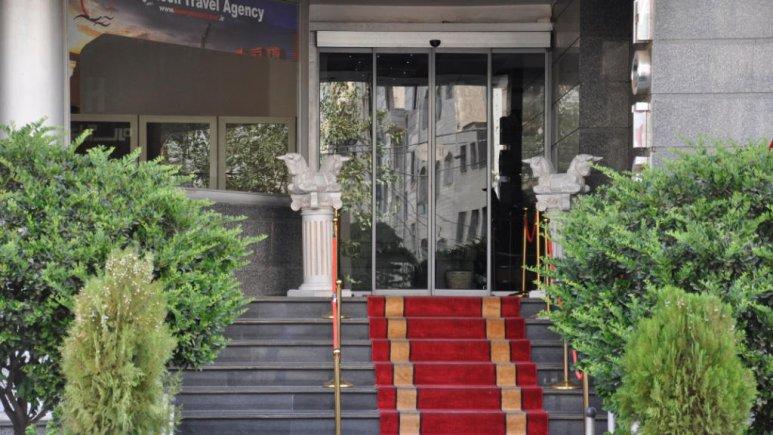 هتل آساره تهران نمای بیرونی 3