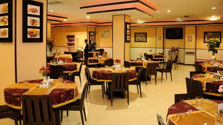 هتل آساره تهران رستوران 1