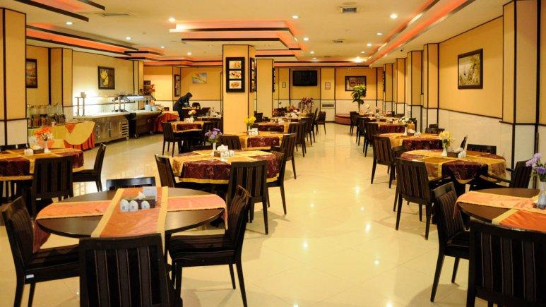 هتل آساره تهران رستوران 2