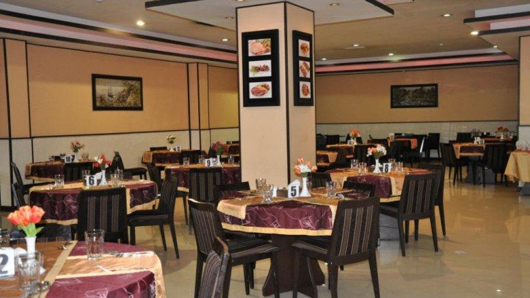 هتل آساره تهران رستوران 3