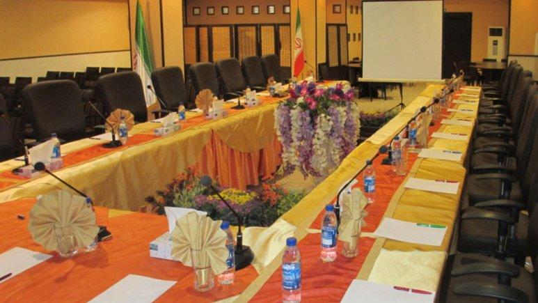 هتل آساره تهران سالن کنفرانس 2