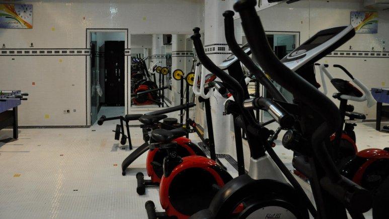 هتل آساره تهران سالن ورزشی 3