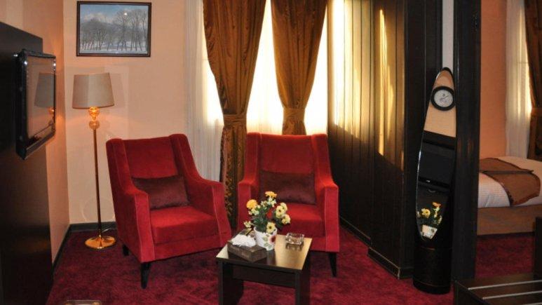 هتل آساره تهران سوئیت 1