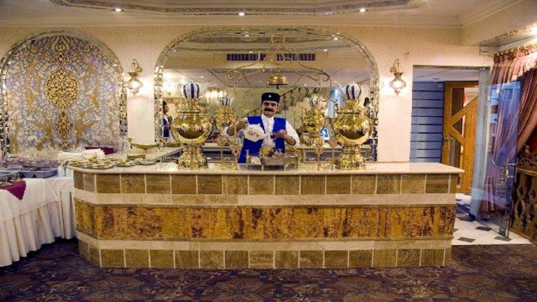 چایخانه سنتی هتل ستاره اصفهان
