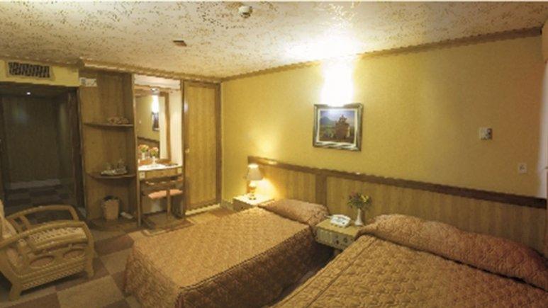 اتاق سه تخته هتل زاگرس