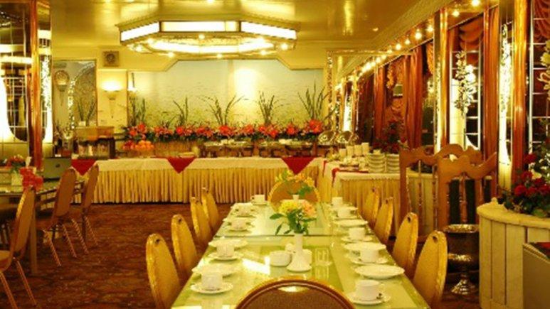 رستوران هتل زاگرس