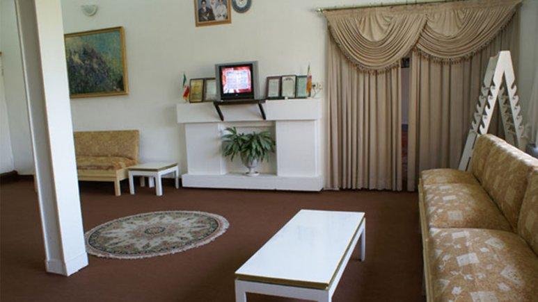 هتل فجر آبشار لاهیجان فضای داخلی اتاق ها
