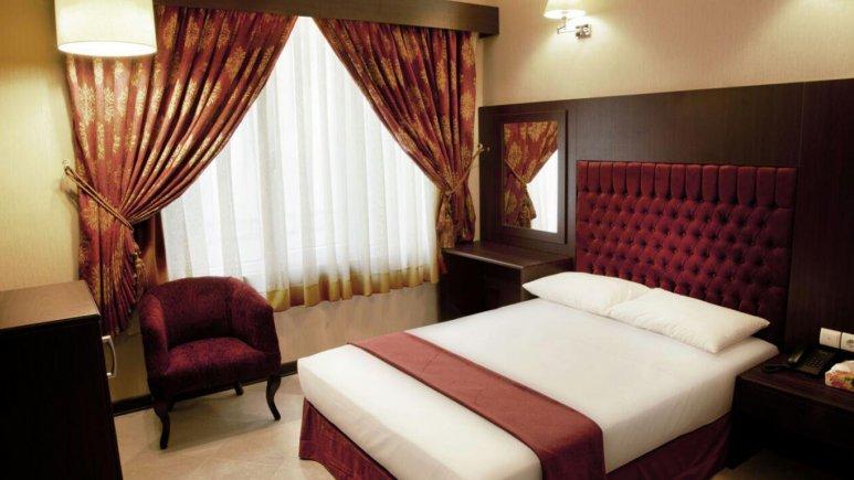 اتاق دبل هتل صادقیه