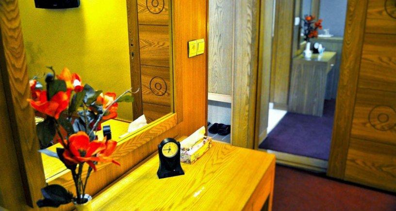 هتل مدائن مشهد فضای داخلی اتاق ها 2