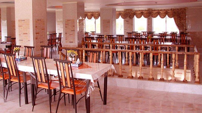رستوران هتل گیلماز