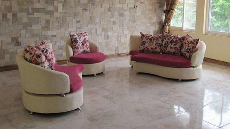 نمایی از هتل گیلماز