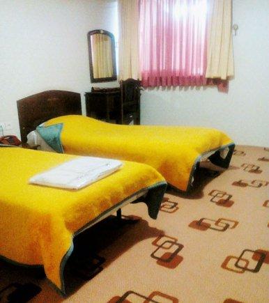 اتاق سه تخته هتل مرجان