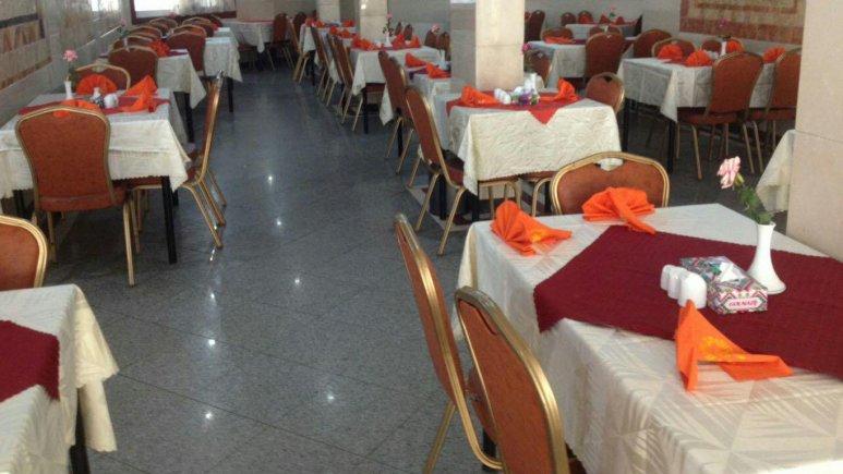 رستوران هتل رضا