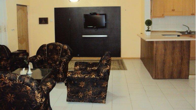 اتاق هتل سفیر