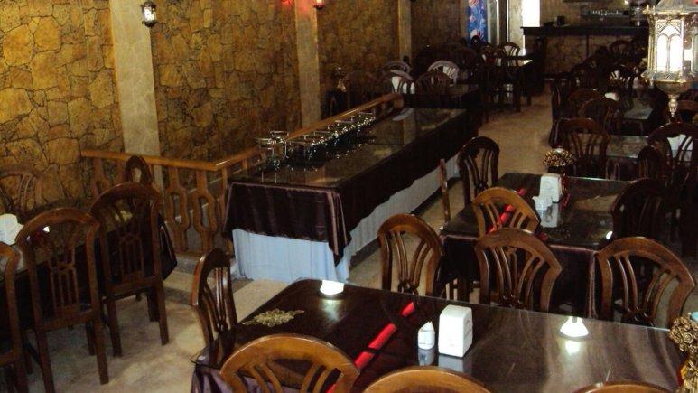 رستوران هتل سفیر