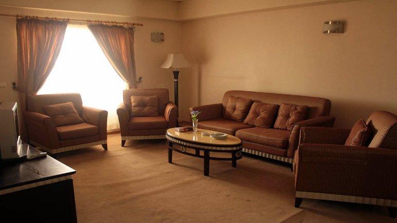 سوییت هتل بین المللی خلیج فارس بندر عباس