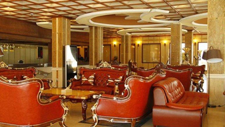 هتل پارمیدا کیش لابی 1