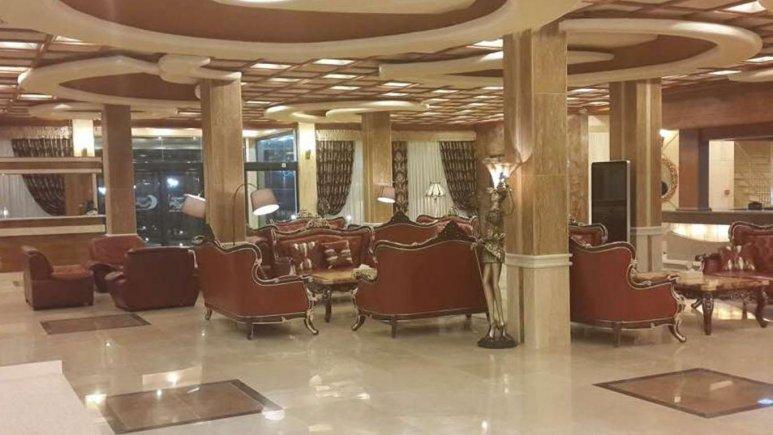 هتل پارمیدا کیش لابی 2
