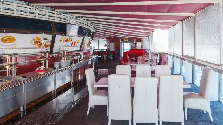 هتل برج سفید تهران رستوران 1