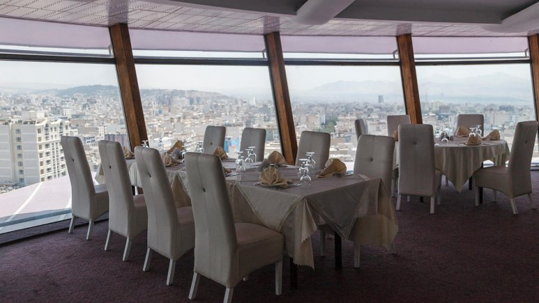 هتل برج سفید تهران رستوران 2