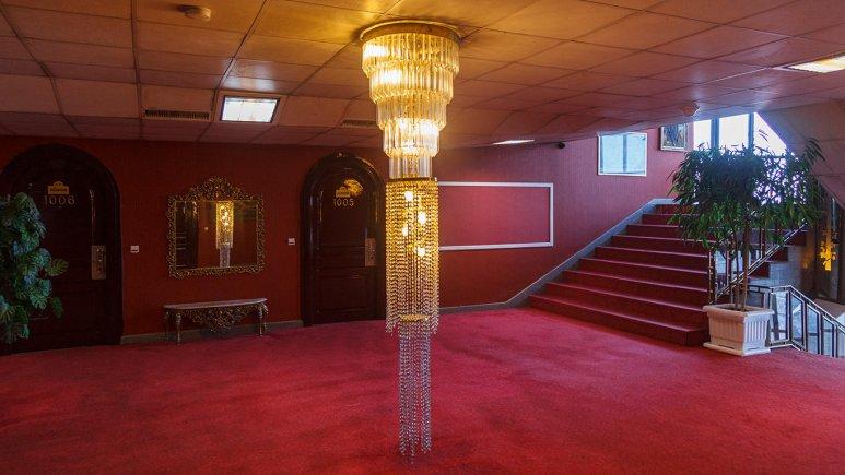 هتل برج سفید تهران فضای داخلی هتل 1