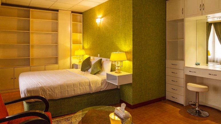 هتل برج سفید تهران سوئیت دو تخته 3