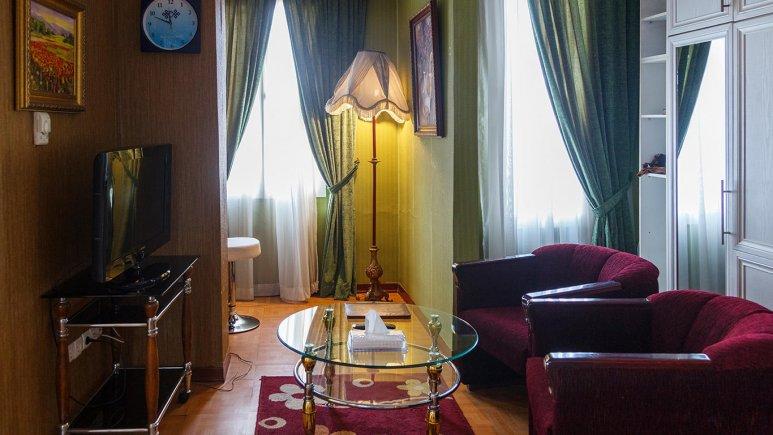 هتل برج سفید تهران فضای داخلی سوئیت ها 1