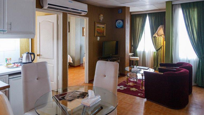 هتل برج سفید تهران فضای داخلی سوئیت ها 2
