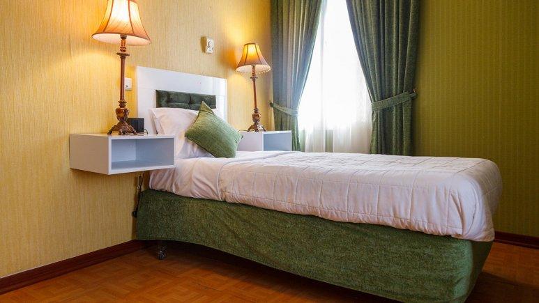 هتل برج سفید تهران فضای داخلی سوئیت ها 3