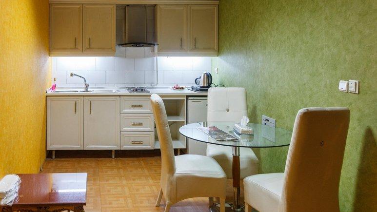 هتل برج سفید تهران فضای داخلی سوئیت ها 4