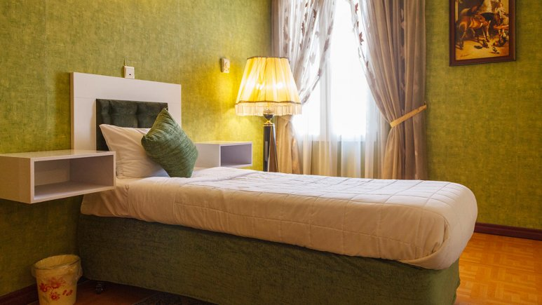 هتل برج سفید تهران فضای داخلی سوئیت ها 5