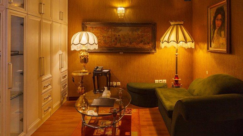 هتل برج سفید تهران فضای داخلی سوئیت ها 8