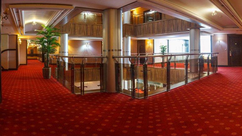 هتل خورشید تابان مشهد فضای داخلی هتل 2